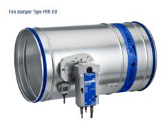 Type FKR-EU fire damper