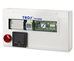 Rectangular fire damper - TROX - PDF Catalogs | Technical
