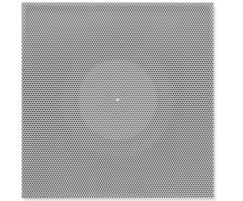 Type DLQL - ceiling diffuser