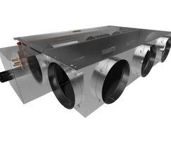Type PWX fan coil unit