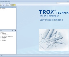 TROX UK: Easy Product Finder from TROX