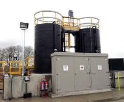 Tanks and dosing systems