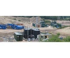 Landfill leachate treatment, SITA's Beacon Hill, Dorset