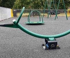 Play area created at Apley Castle housing development