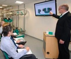 Wilo: Wilo UK training and development centre, Burton-on-Trent