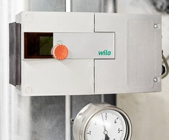 The Wilo-Stratos pump for heating and cooling circuits