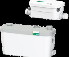 HiDrainlift 3 - floor-mounted small sewage lifting unit