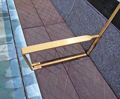 Bespoke seating, NOMA, Manchester
