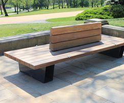 Woodscape bespoke seating