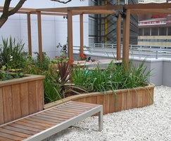 Retaining Walls Paddington Indonesian Gardens
