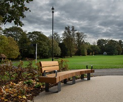 Clifton seating - Peace Garden