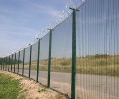Zaun: Zaun fence toppings combat prison riots