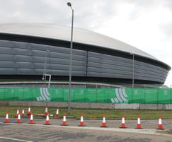 Fencing at the SSE Hydro