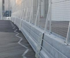 SecureGuard temporary high security fencing system
