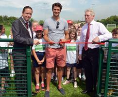 Zaun: Boro's Friend unveils new 3G AGP on Teesside