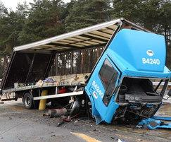 Terror Stopper PAS 68 bollard crash test