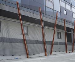 HiSec 358 perimeter fencing