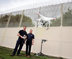 Zaun: British prison pioneers war against drones