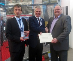 Zaun: JB Corrie now 4th approved installer of Zaun's ArmaWeave