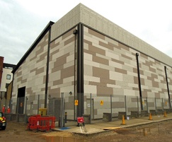 RDS fencing protects energy upgrade works