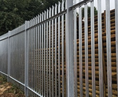 Zaun: Palisade fencing now available from Zaun