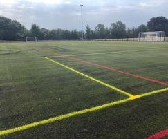 Zaun: Basildon pitch and gym encourage the next Max Whitlock