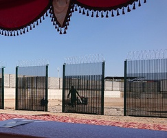 Zaun: Zaun develops 'world first' 20-minute security fence