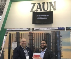 Zaun: Zaun uplifts SR range to latest BRE standard