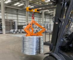 Zaun: Zaun's investment continues with new coil grabber