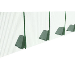 RDS StrongHold temporary site fencing system