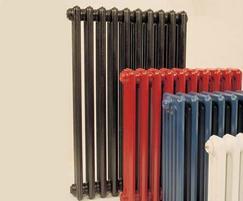Viscount cast iron radiators