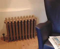 Victoriana traditional cast iron radiator