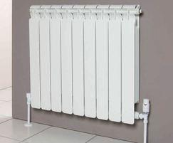 Alba radiator ideal for low-T geothermal & solar system