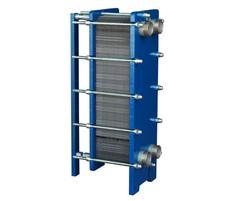 Instantaneous central heating heat exchanger (80°C)