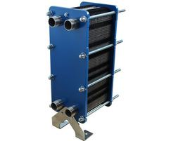 Plate and gasket (SP) swimming pool heat exchangers
