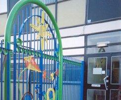 Decorative Gate - Willows Nursery, Portsmouth