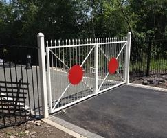 Alpha Rail: Metal railings and gates at Black Country Living Museum