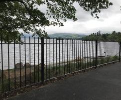 Bespoke railings for Lake District National Park