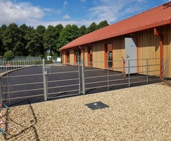 Estate Railings and gate