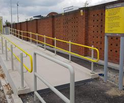 Alpha Rail: Works are underway on MPT Trafford Park Line project