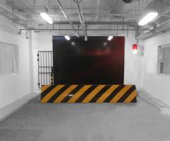 Ballistic Protection Gate