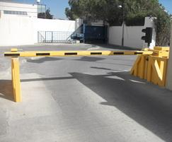 EB950CR Armstrong security barrier
