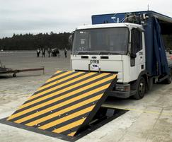 RB880CR Defender high security roadblocker