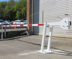 Manual Barrier - manually operated barrier