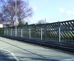 For school entrances, roadsides & pedestrian crossings