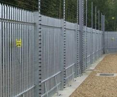 Stronguard™ with electric fence topping