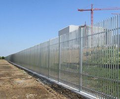 StronGuard™  secure fencing system - nuclear plant