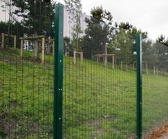 StronGuard SR1 -  fencing detail