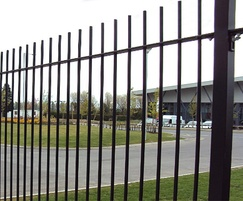StyleGuard VB - vertical bar steel railings