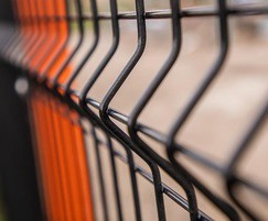 VGuard mesh fencing from Barkers